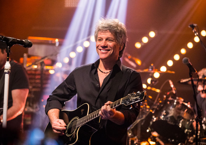 Jon Bon Jovi says he is 'very happy' with Bon Jovi 2020 - Good ...